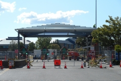 NI-15-028 NSE Main Gate Covered Sentry Station